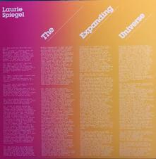 Expanding Universe - Vinile LP di Laurie Spiegel