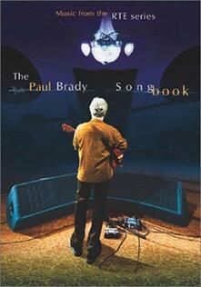 Paul Brady. Songbook + 5 Bt - DVD