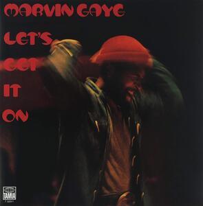 Let's Get It on - Vinile LP di Marvin Gaye