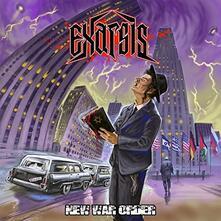 New War Order (Coloured Vinyl) - Vinile LP di Exarsis