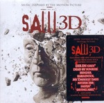 Cover CD Colonna sonora Saw 3D