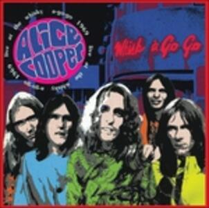 Live at Whiskey a Go-go - Vinile LP di Alice Cooper