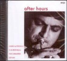 After Hours - CD Audio di Tete Montoliu,Dusko Goykovich