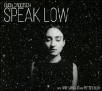 Speak Low - Vinile LP di Lucia Cadotsch