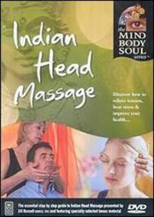 Indian Head Massage (DVD) - DVD