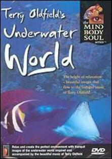 Terry Oldfield. Terry Oldfield's Underwater World - DVD