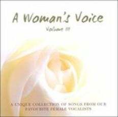 CD A Woman's Voice vol.3