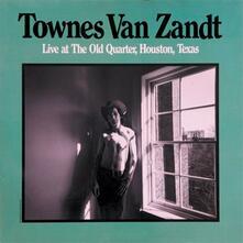Live at the Old Quarter (High Quality) - Vinile LP di Townes Van Zandt