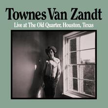Live at the Old Quarter - Vinile LP di Townes Van Zandt