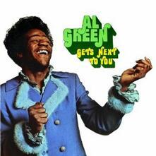 Get's Next to You - Vinile LP di Al Green