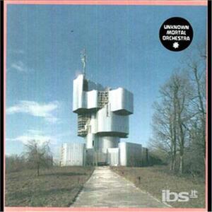 Unknown Mortal Orchestra - Vinile LP di Unknown Mortal Orchestra