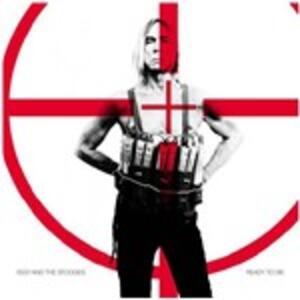 Ready to Die - Vinile LP di Iggy Pop,Stooges