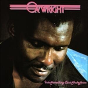 Into Something - Vinile LP di O.V. Wright