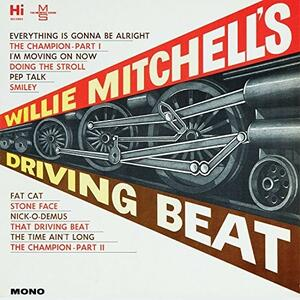 Willie Mitchell's Driving Beat - Vinile LP di Willie Mitchell