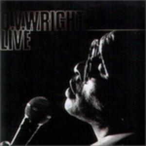 Live - Vinile LP di O.V. Wright