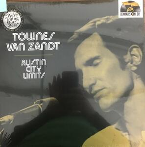 Live at Austin City Limits - Vinile LP di Townes Van Zandt