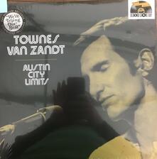 Live at Austin City Limits - Vinile LP di Townes Van Zandt