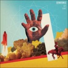 Get Gone (Picture Disc - Yellow Vinyl) - Vinile LP di Seratones