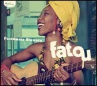 Fatou - Vinile LP di Fatoumata Diawara