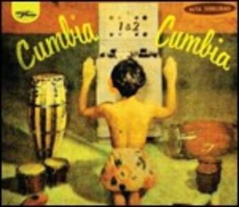 Cumbia Cumbia 1 & 2 - Vinile LP