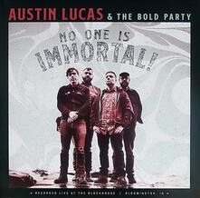 No One Is Immortal - Vinile LP di Austin Lucas