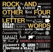 Rock and Other Four Letter Words - Vinile LP di William Lebzelter,J Marks