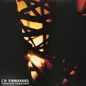 Echoes from Ancient Caves - Vinile LP di J.D. Emmanuel