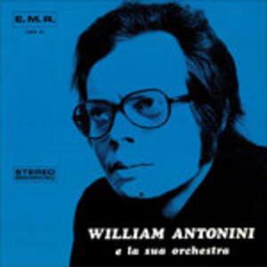 William Antonini e la sua orchestra - Vinile LP di William Antonini