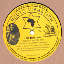I Am That I Am - Vinile LP di Jamaiel Shabaka