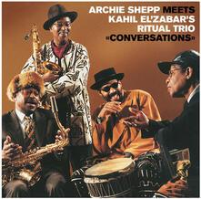 Conversations - Vinile LP di Archie Shepp
