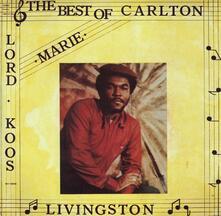 Best of Carlton Livingston - Vinile LP di Carlton Livingston