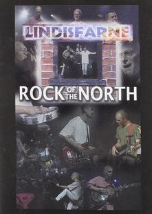 Lindisfarne Lindisfarne. Rock Of The North (DVD) - DVD di Lindisfarne