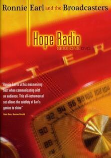 Ronnie Earl. Hope Radio Sessions - DVD