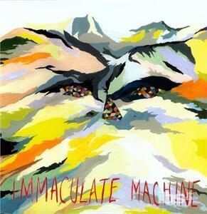 High On Jackson Hill - Vinile LP di Immaculate Machine