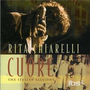 Cuore. Italian Session - CD Audio di Rita Chiarelli
