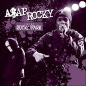 Live at Rock Im Park - CD Audio di A$AP Rocky