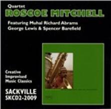 Quartet - CD Audio di Roscoe Mitchell