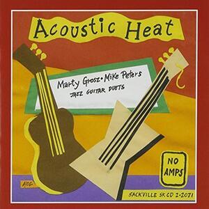 Acoustic Heat -Jazz - CD Audio di Marty Grosz