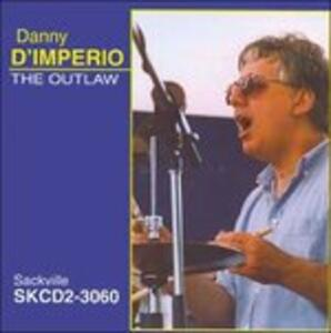 Outlaw - CD Audio di Danny D'Imperio