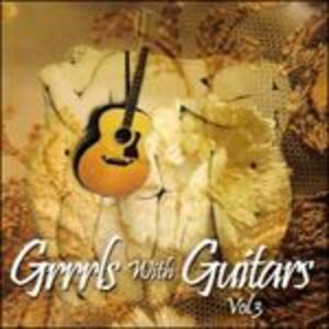 Grrris with Guitar 3 - CD Audio