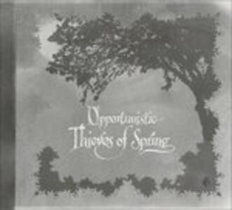 Opportunistic Thieves of Sprin - CD Audio di A Forest of Stars