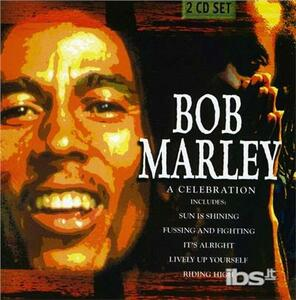 Celebration - CD Audio di Bob Marley