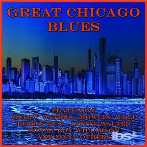Great Chicago Blues Songs - CD Audio