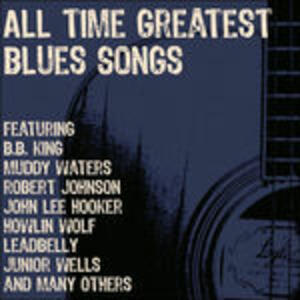 All Time Greatest Blues - CD Audio