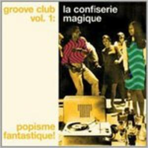 Groove Club vol.1 - Vinile LP