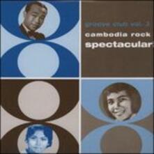 Cambodia Rock Spectacular! Groove Club vol.2 - Vinile LP