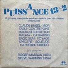 Puissance 13+2 - Vinile LP