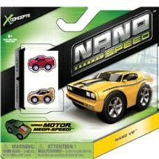 Giocattolo Nano Cars 2 Pack Ass. Tv Spin Master