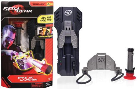 Spy Gear Spike Mic Launcher