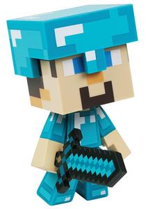 Giocattolo Minecraft. Diamond Steve. Personaggio in Plastica Spin Master 0